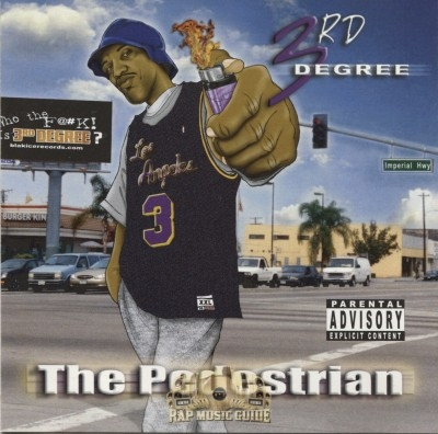 3rd Degree - The Pedestrian