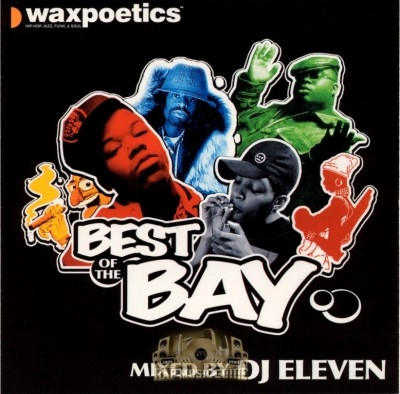 DJ Eleven - Best Of The Bay
