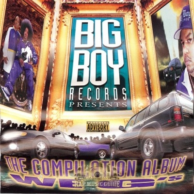 Big Boy Records Presents - We G's