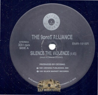 The 9one6 Alliance - Silence The Violence