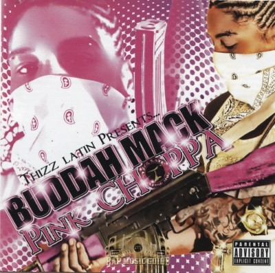 Buddah Mack - Pink Choppa