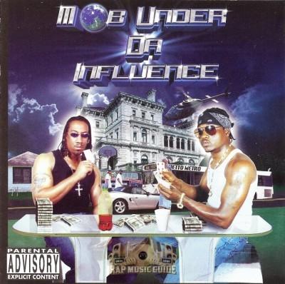 Mob Under Da Influence - Mob Under Da Influence