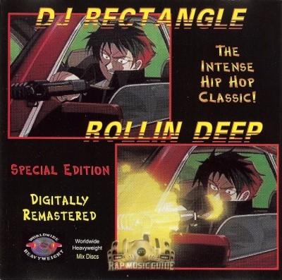 DJ Rectangle - Rollin Deep