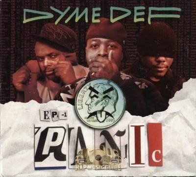 Dyme Def - Panic