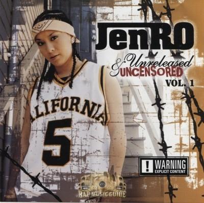 Jenro - Unreleased & Uncensored, Vol. 1