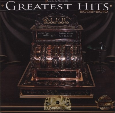 We M.F.R. Presents - Greatest Hits 2005-2010