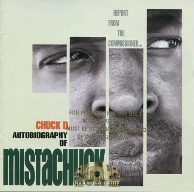 Chuck D - Autobiography Of Mistachuck