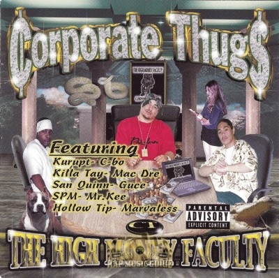 Corporate Thugs - High Money Faculty