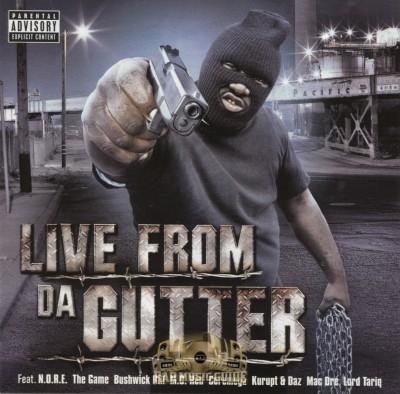 Live From Da Gutter - Soundtrack