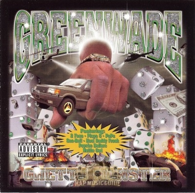 Greenwade - Ghetto Monster