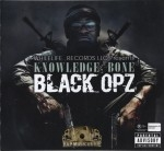 Knowledge Bone - Black Opz