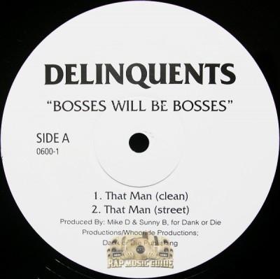 Delinquents - That Man
