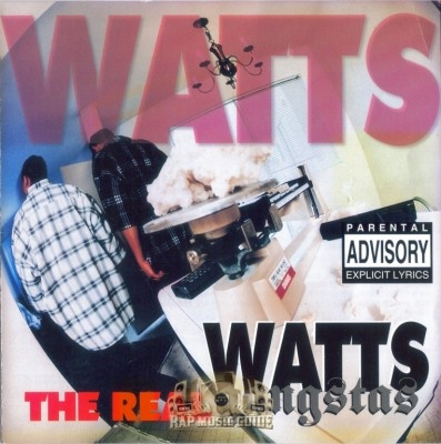 Watts Gangstas - The Real