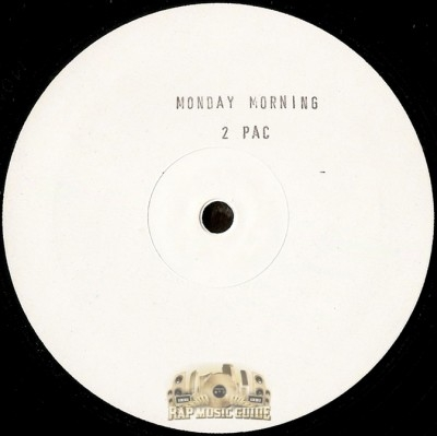 T-Mo featuring D.A.N. Hustlas - Monday Morning