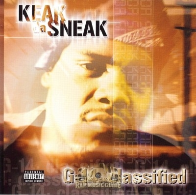 Keak Da Sneak - G-14: Classified