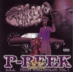 P-Reek - A.K.A. Petey Wheatstraw: Vol. 1