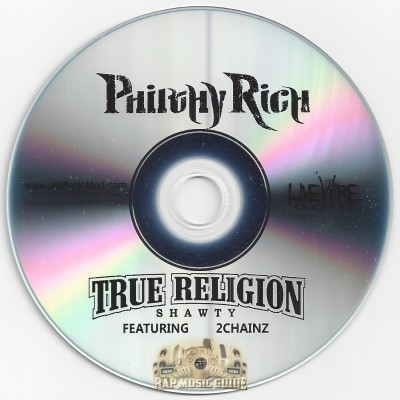 Philthy Rich - True Religion Shawty (Single)