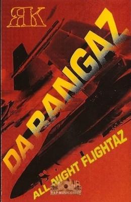 Da Rangaz - All Night Flightaz