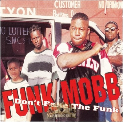 Funk Mobb - Don't Fake The Funk