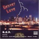 Black Hole Posse - Denver Love