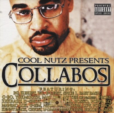 Cool Nutz Presents - Collabos