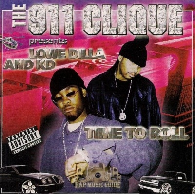 The 911 Clique - Time 2 Roll