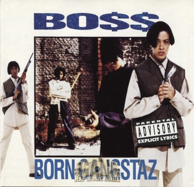 Boss - Born Gangstaz