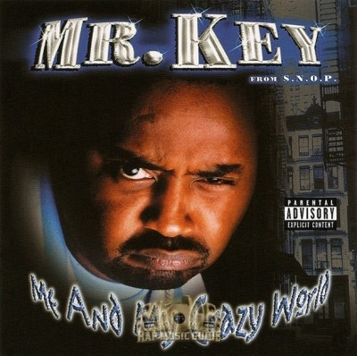 Mr. Key - Me And My Crazy World