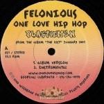 Felonious - Plasticmen / Dynamic