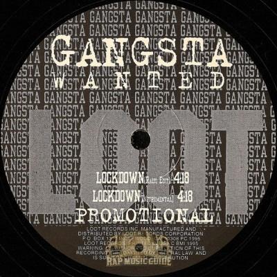 Gangsta - Lockdown
