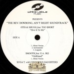 Various Artists - The Rev. Dowrong, Ain't Right Soundtrack