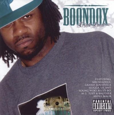 Boondox - Tripple Laced
