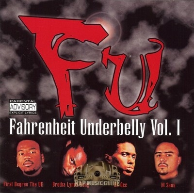 First Degree The D.E. - Fahrenheit Underbelly, Vol. 1