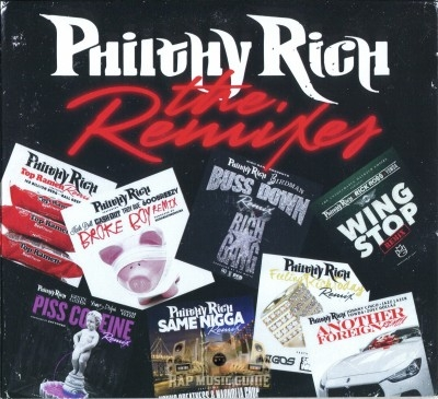 Philthy Rich - The Remixes