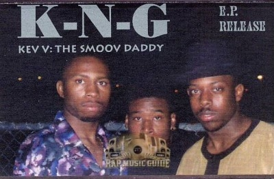 K-N-G - Kev V: The Smoov Daddy