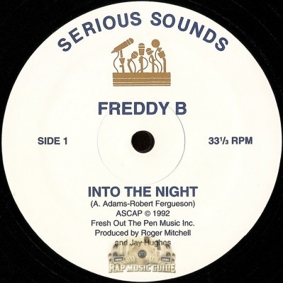 Freddy B - Into The Night/Trues & Vogues