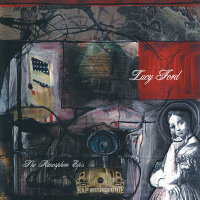 Atmosphere - Lucy Ford, The Atmosphere EP's