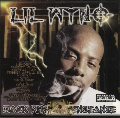 Lil Wyno - Back With A Vengeance