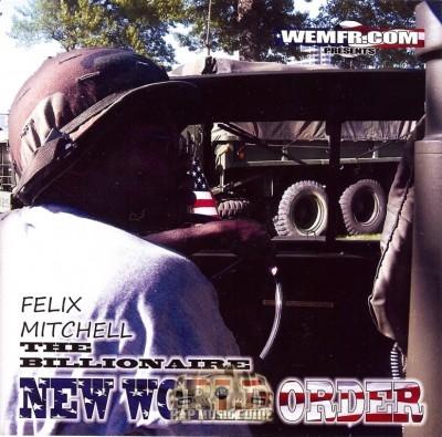 Felix Mitchell