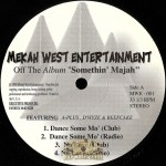 Mekah West Entertainment - Somethin' Majah EP