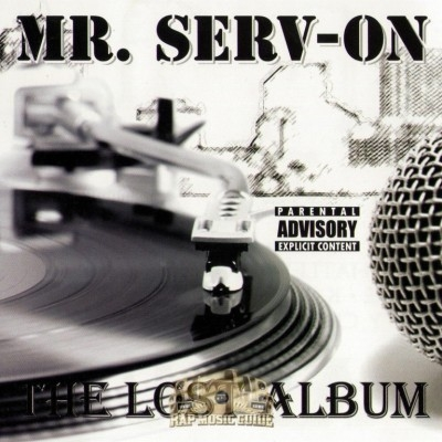 Mr. Serv-On - The Lost Album