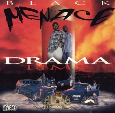 Black Menace - Drama Time