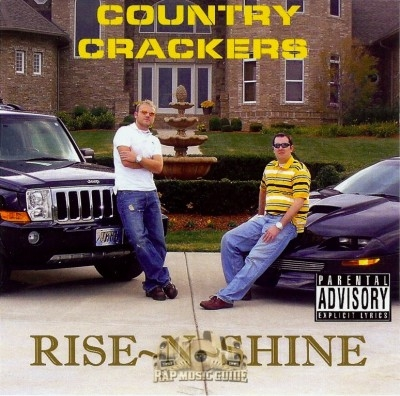 Country Crackers - Rise -N- Shine