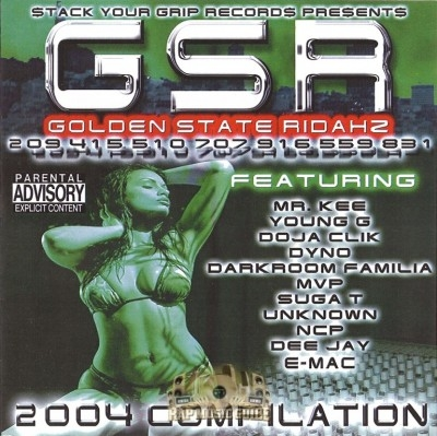 Golden State Ridas - 2004 Compilation