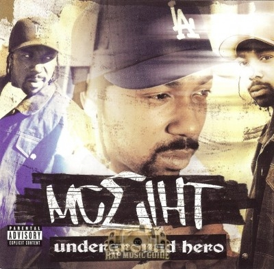 MC Eiht - Underground Hero