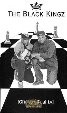 The Black Kingz - Ghetto Reality