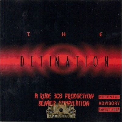 Spookie-T - The Detination