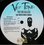 Vet Tone - The Uni Baller