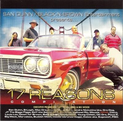 Black-N-Brown Presents - 17 Reasons