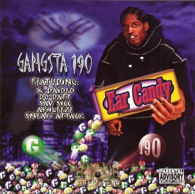 Gangsta 190 - Ear Candy